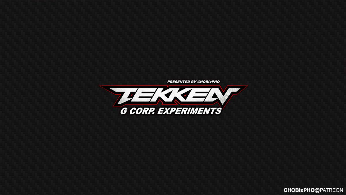 TEKKEN / G.CORP EXPERIMENTS ft. ASUKA & KATARINA