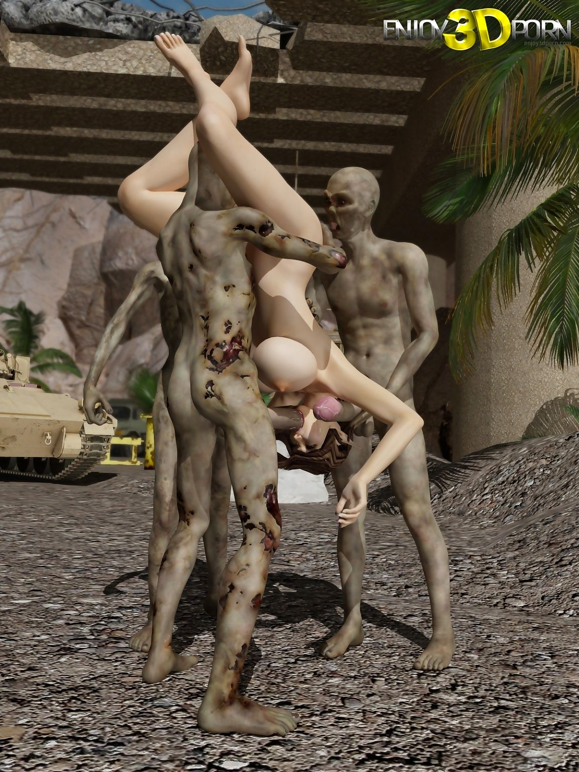 Slutty obscurity baby gets Brobdingnagian facial immigrant several aliens - accoutrement 2