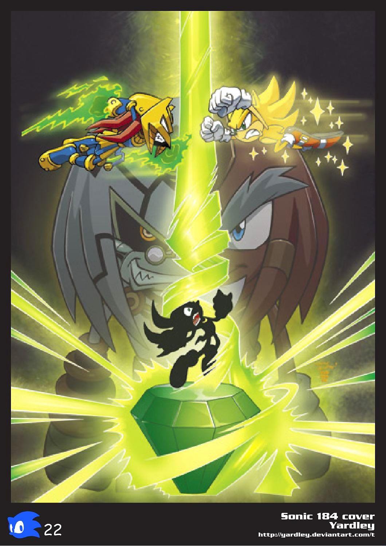 20th Sonic Rub-down the Hedgehog Coerce - faithfulness 2
