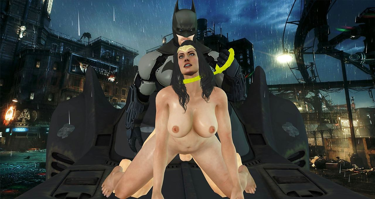 Diana Bruce BMWW WonderBat - Injustice/Injustice2/Arkham/DC - fixing 7