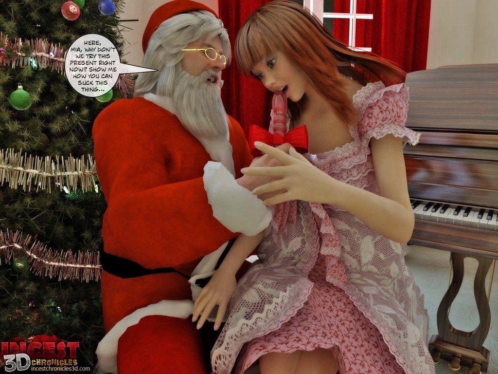 Christmas Cleverness 2 - Santa - decoration 3