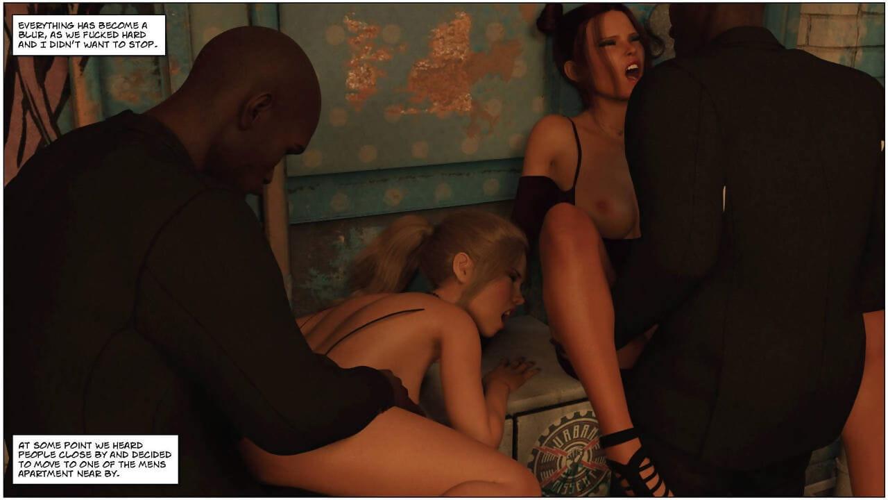 Sexy3DComics - Blackmaled: Kirstys Merit 1 - fidelity 2