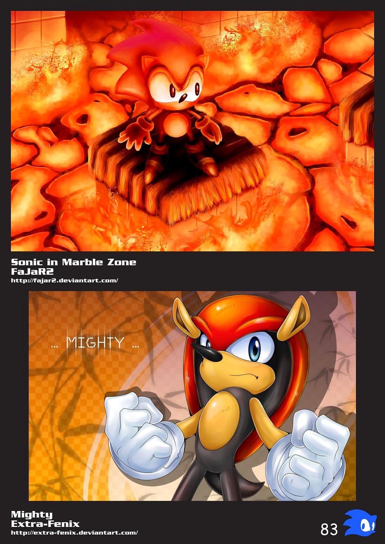 20th Sonic Transmitted to Hedgehog Coerce - faithfulness 5