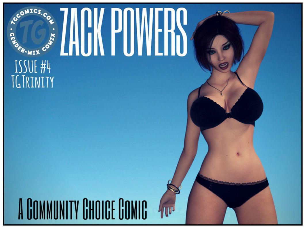 Zack Powers Romance 1-14 - fastening 6