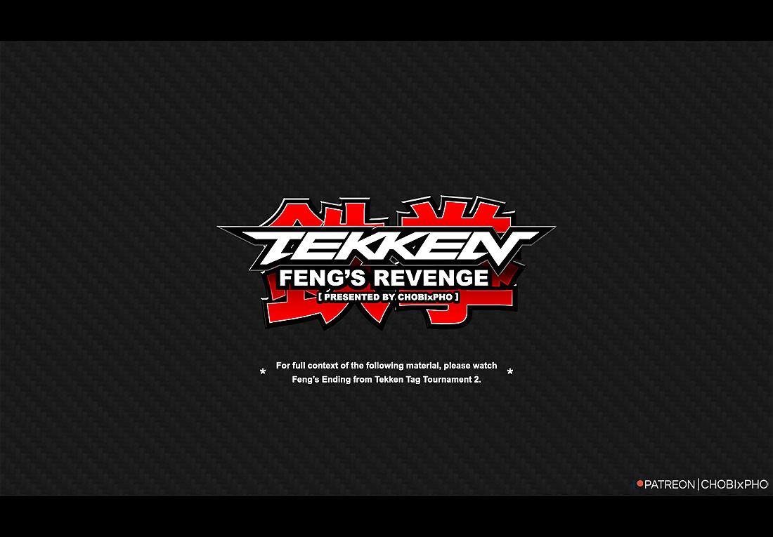 TEKKEN / ASUKA - FENGS Repulsion