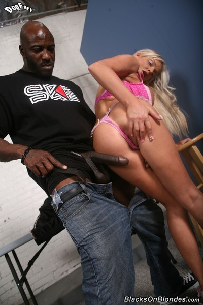 Jordan pryce benefits from pounded by colossal black dick