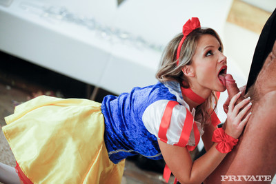 Samantha jolie anally drilled at the costume party