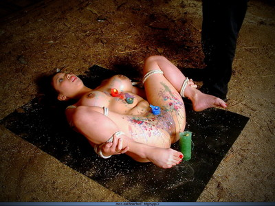 Japanese hotwax obedience of tortured Chinese bottom queen tigerr juggs