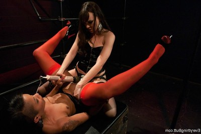 Skin diamond dominated and wazoo owned in two men plus one female