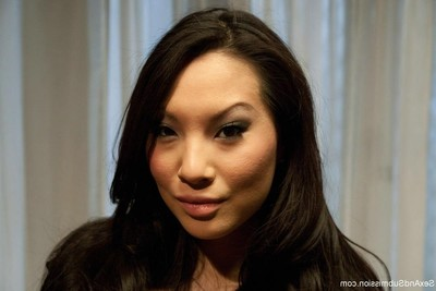 Asa akira, the sexiest oriental in the aged porn industry, purchases severe severe sex,