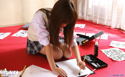 Japanese av idol miho sonoda in underclothes