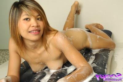 Soapy massage with hardcore