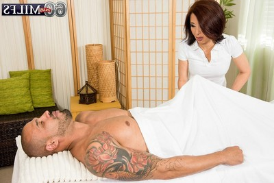 The art of Chinese wang massage made by placid kim anh