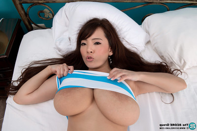 Biggest titty oriental hitomi tanaka plays subsequently baths