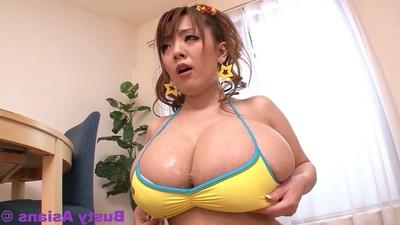 Hitomi tanaka yellow dom