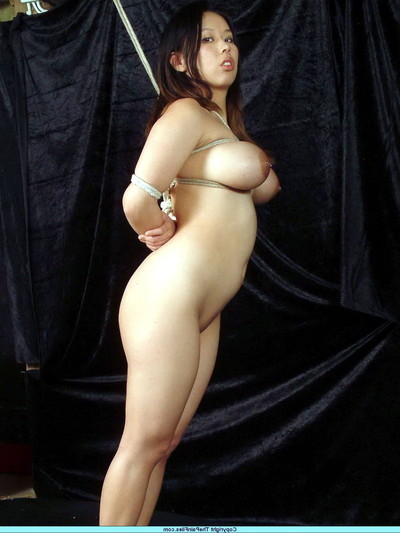 Titsy oriental pornstar tigerr benson bound up in strict japanese subjugation