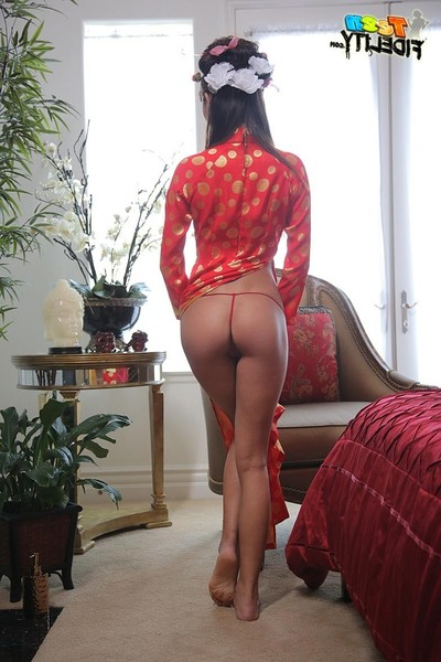 Alina li in extraordinary hardore activity