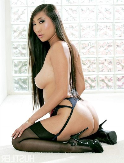 Sharon lee obtains her arse shoved with knob in
