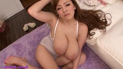 Fabulous breasty Japanese hitomi tanaka astonishingly
