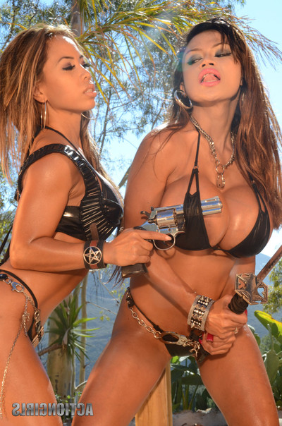 Unequalled actiongirls armie field genevieve valente pictures actiongirls.com