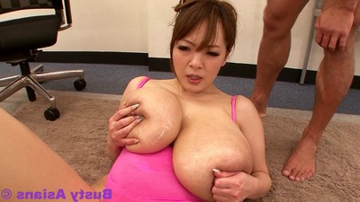 Jp pornstar hitomi tanaka worthwhile oil massage in her largest front bumpers