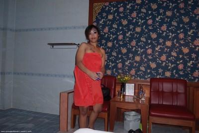 Shy bangkok doxy penetrated bareback by swedish copulation tourist klaus oriental cunt