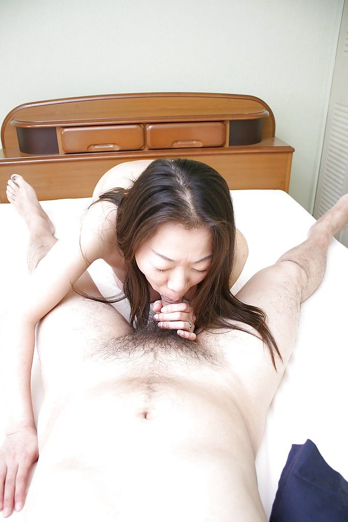Stunning full-grown Yoshiko Makihara is drilled hardcore in her inflexible wazoo