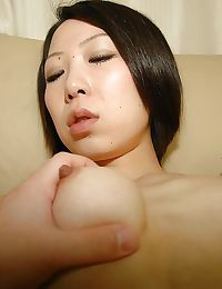 Japanese chicita with worthy love melons gives head and purchases owned for creampied muff