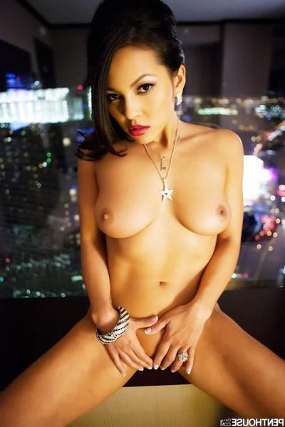 Adriana luna nude later on night in vegas