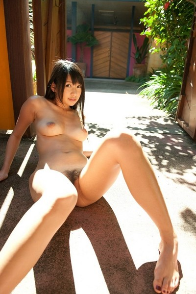 Japanes hotty nana ogura in bodystockings