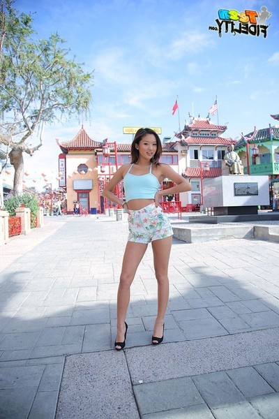 Alina li obtains picked up by ryan madison and owned