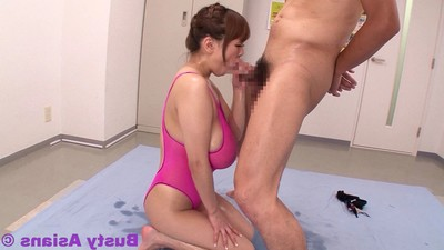Astonishingly major breasted eastern hitomi tanaka fixed pink body