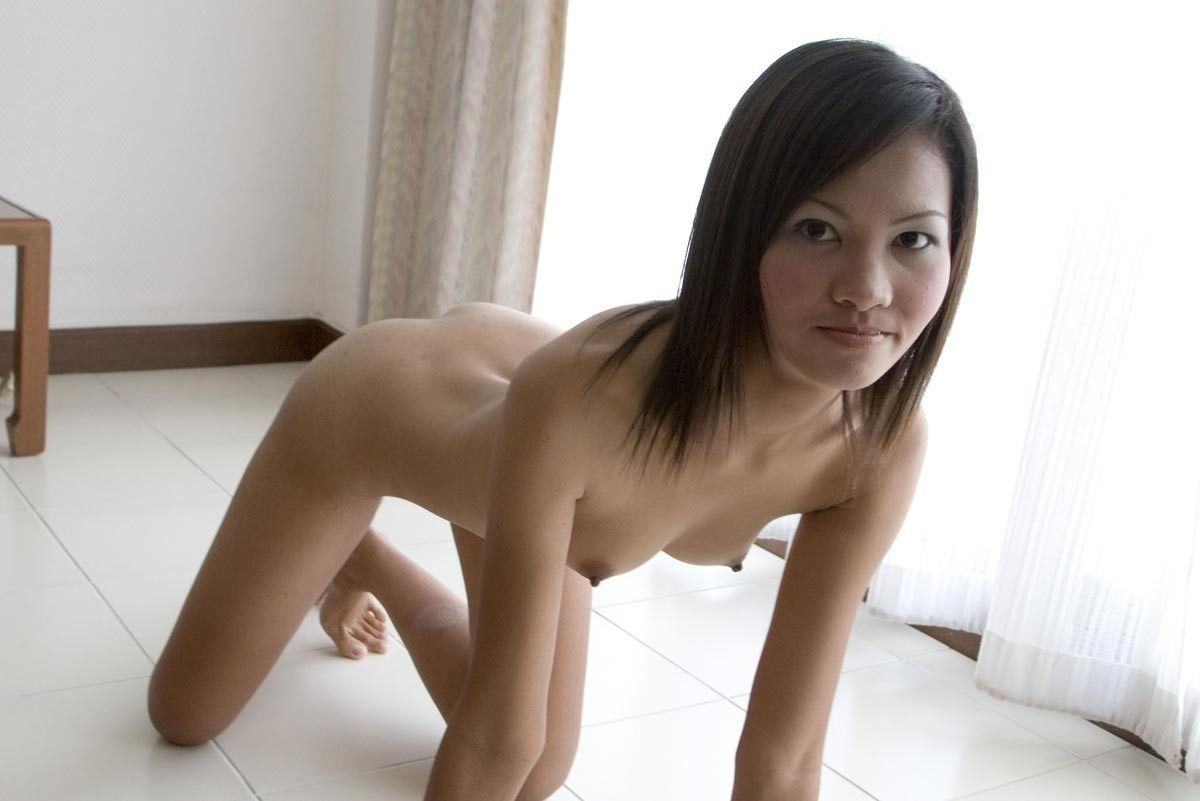 Hd light skin thai pussy with