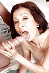 Over 60 Asian MILF Kim Anh and tough knob pleasant in hardcore fucking action