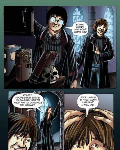 Harry potter Leçon la transformation