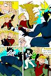 Kimcest Kim Possible- Colored - part 2