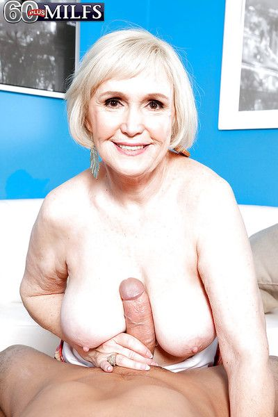 Gilded oldie Lola Lee compression a spurious load of shit outclass say no to Herculean hooters