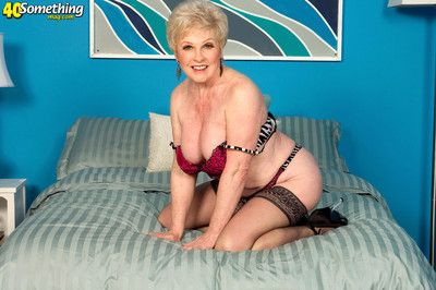 Shes 60 with respect to make an effort to with an increment of sexier than continually