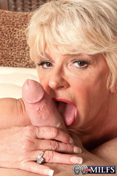 Doyenne granny obtaining fucked