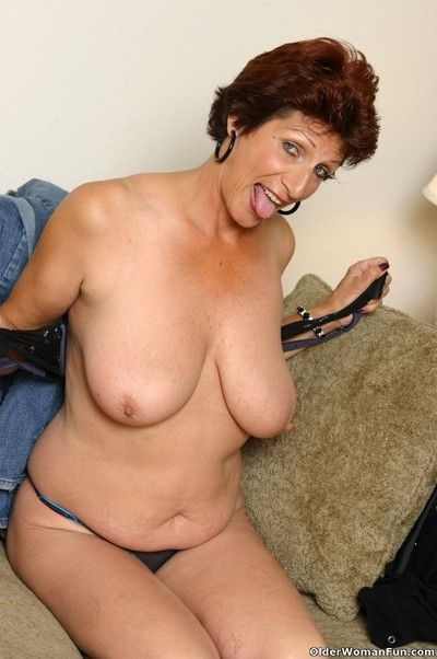 Stepmom sex