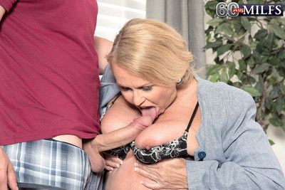 Matures creampie wits younger coworker