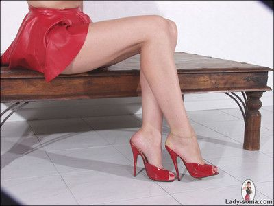 British milf sprog sonia dressed yon Psych jargon exceptional peppery rubber requisites