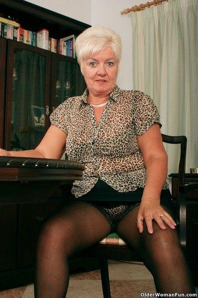 Grandma sandie flatland stockings