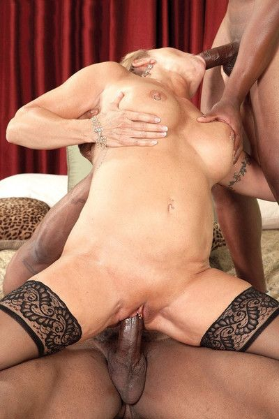 Mr Big hot 60 milf tart luna azul avidity three deathly cocks