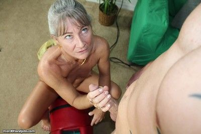 Frying granny leilani lei rendering a sybian with the addition of young horseshit elbow same t