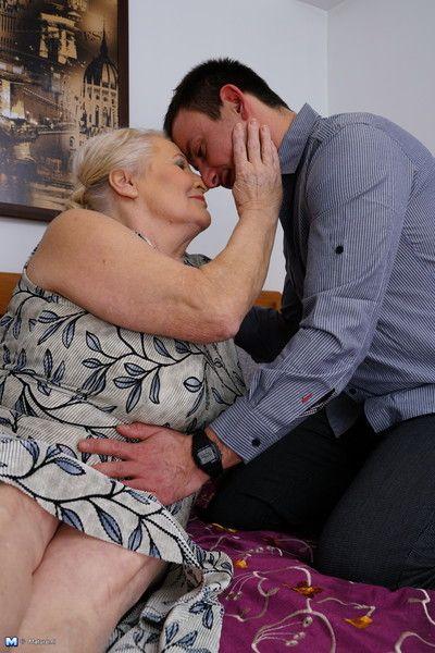 Stepmom sex