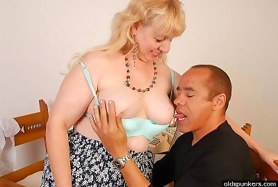 Obscene talking doyenne pamper - faithfulness 2437