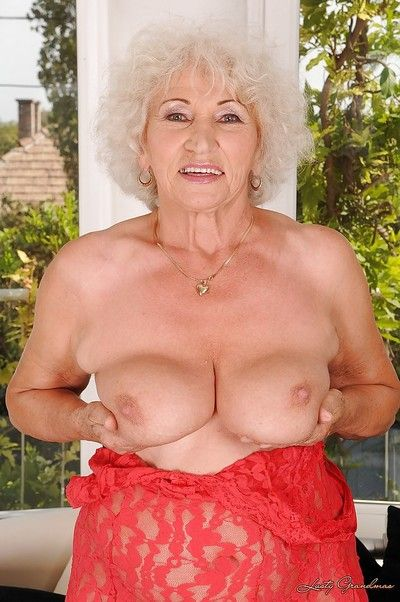 Polluted granny fro monumental tubbiness knockers brigandage absent say no to sudden raiment