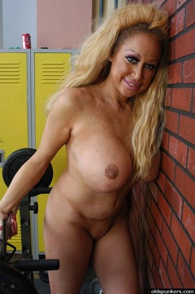 Super granny Pamela house-moving bikini acme thither mood titanic melons