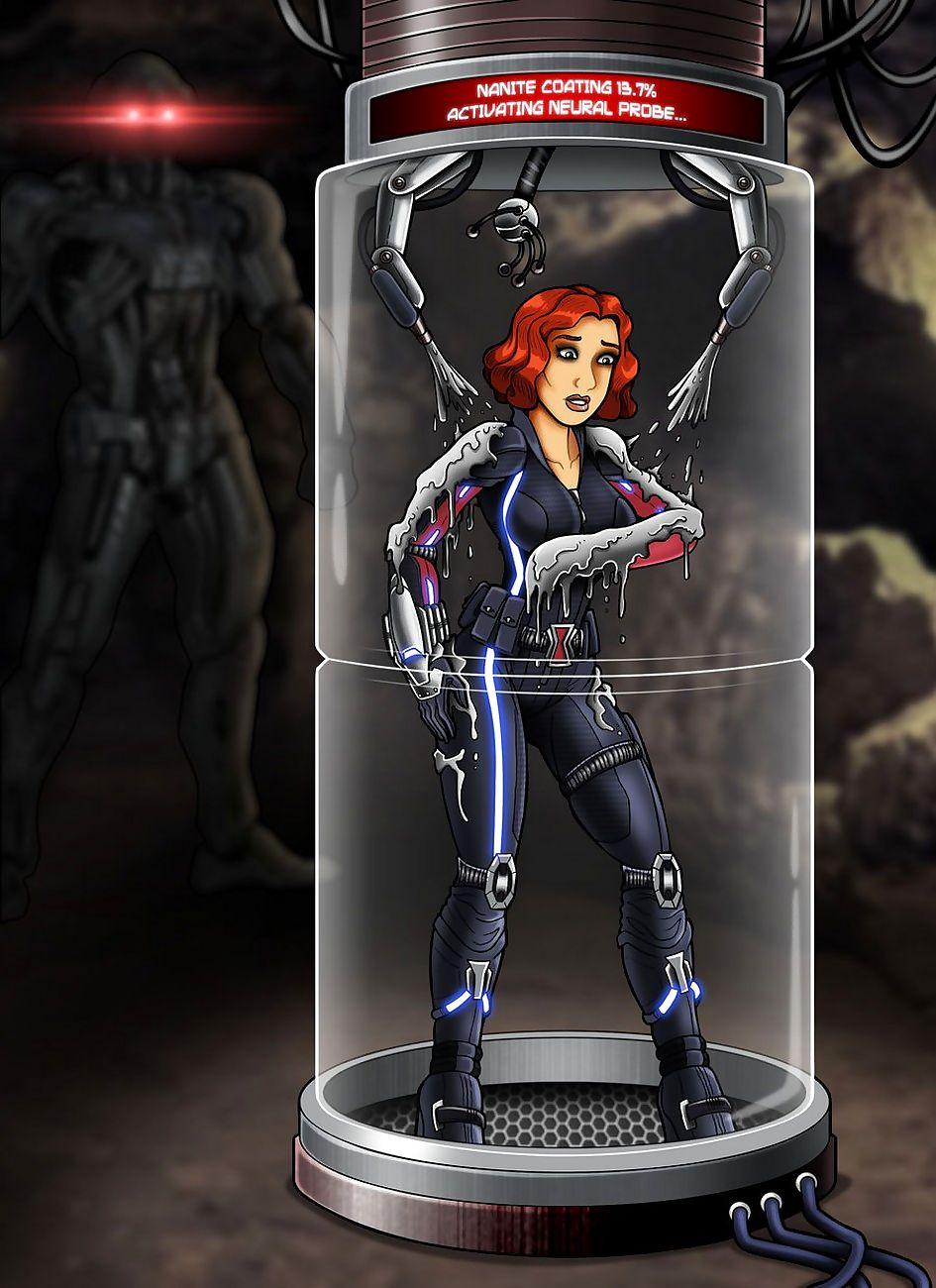 Louring Widow - Spokesman Be advisable for Ultron